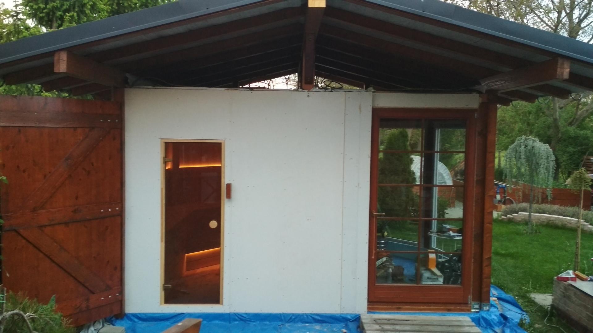Relax house ... plány, príprava a realizácia - Obrázok č. 213