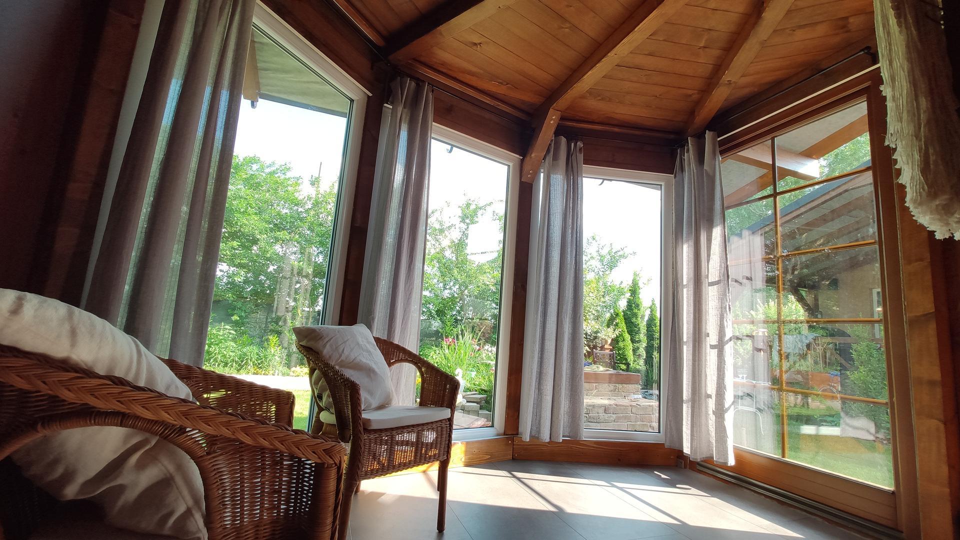 Relaxačný domček sauna a oddychová miestnosť ... plány, príprava a realizácia