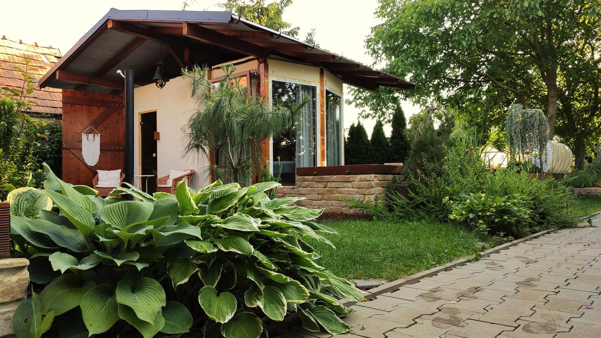 Relaxačný domček sauna a oddychová miestnosť ... plány, príprava a realizácia - Obrázok č. 248