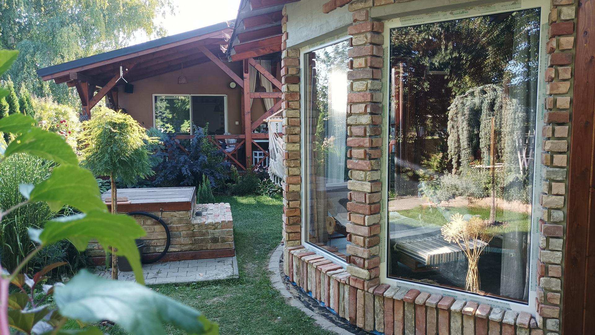 Relaxačný domček sauna a oddychová miestnosť ... plány, príprava a realizácia - Obrázok č. 356