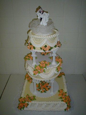 Zabulka vselico - takato bude nasa svadobna torta