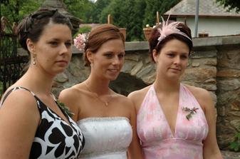Tři sestry.