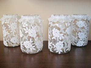 a handmade svietniky :o)