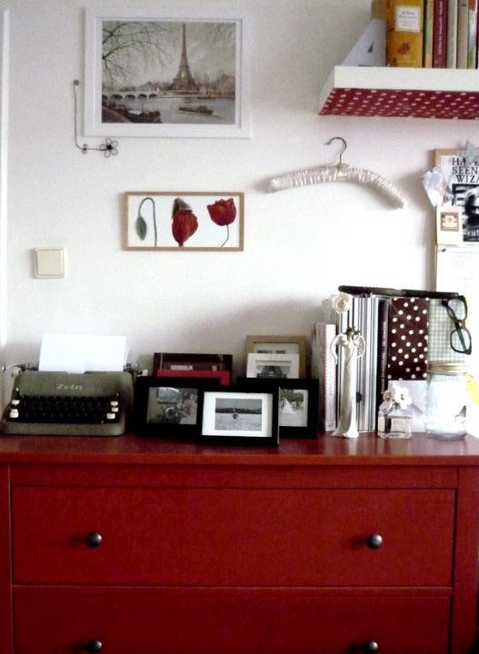 Všetko handmade :o) - miestnosť, kde fantázia pracuje na plné obrátky :o)