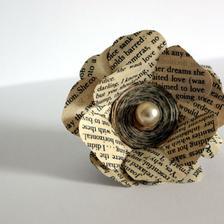 handmade brošňa...