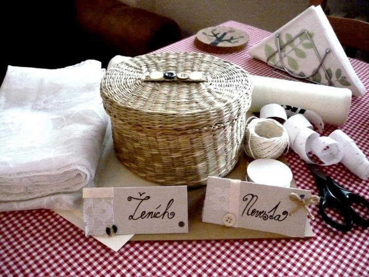 Všetko handmade :o) - potrebné vecičky :o)