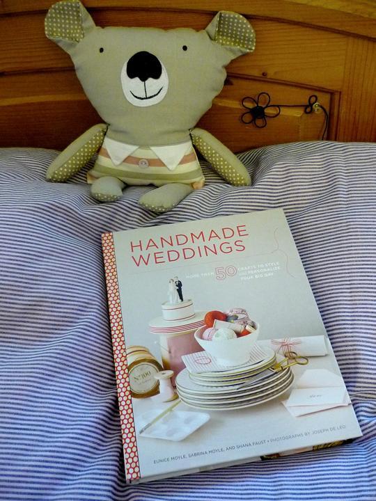 Všetko handmade :o) - svadobné urob si sám :o)