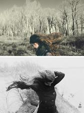 a máme našu krásnu fotografku lauru, ktorá vie, ako vdýchnuť obrázkom život...