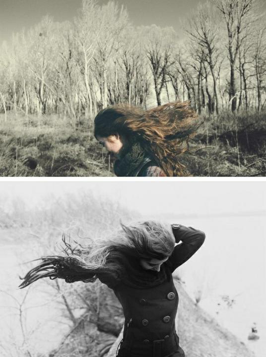 Všetko handmade :o) - a máme našu krásnu fotografku lauru, ktorá vie, ako vdýchnuť obrázkom život...