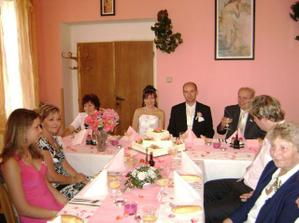 svatební hositna