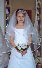 strasne by chtela mit ve svatebni den taky zavoj