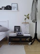 nový post na blogu o jednom malém DIY...