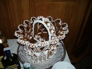 torta z páleného cukru