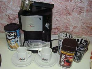 malá kavárnička