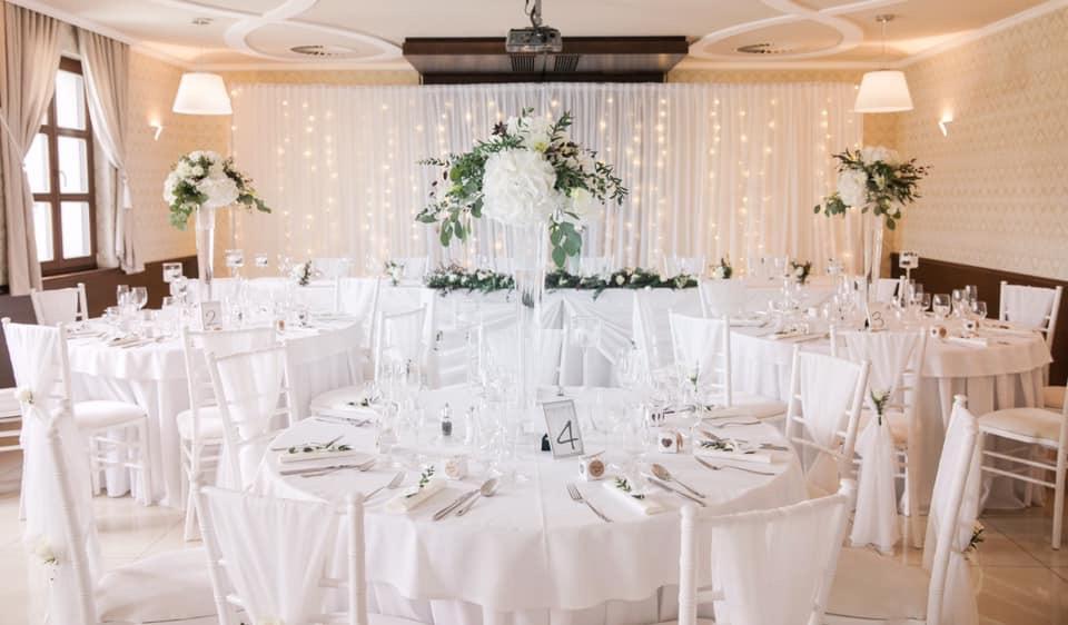 Svadobna vyzdoba 15.6.2019 Restauracia Macho - Obrázok č. 2