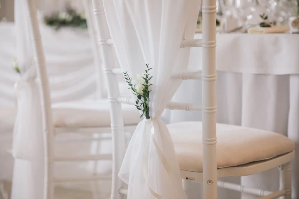 Svadobna vyzdoba 15.6.2019 Restauracia Macho - Obrázok č. 4