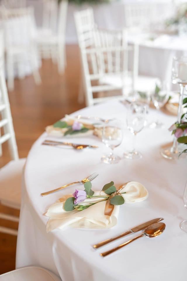 Svadobná výzdoba Neco Winery - Svadobná výzdoba Neco Winery Modra, látkový obrúsok