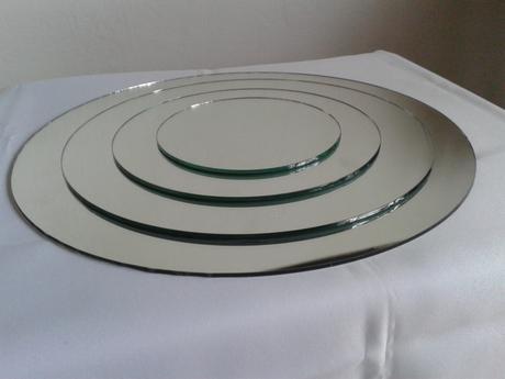 Prenájom okrúhlych zrkadiel  - Obrázok č. 1