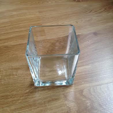 Prenájom vázy kocka - Obrázok č. 1