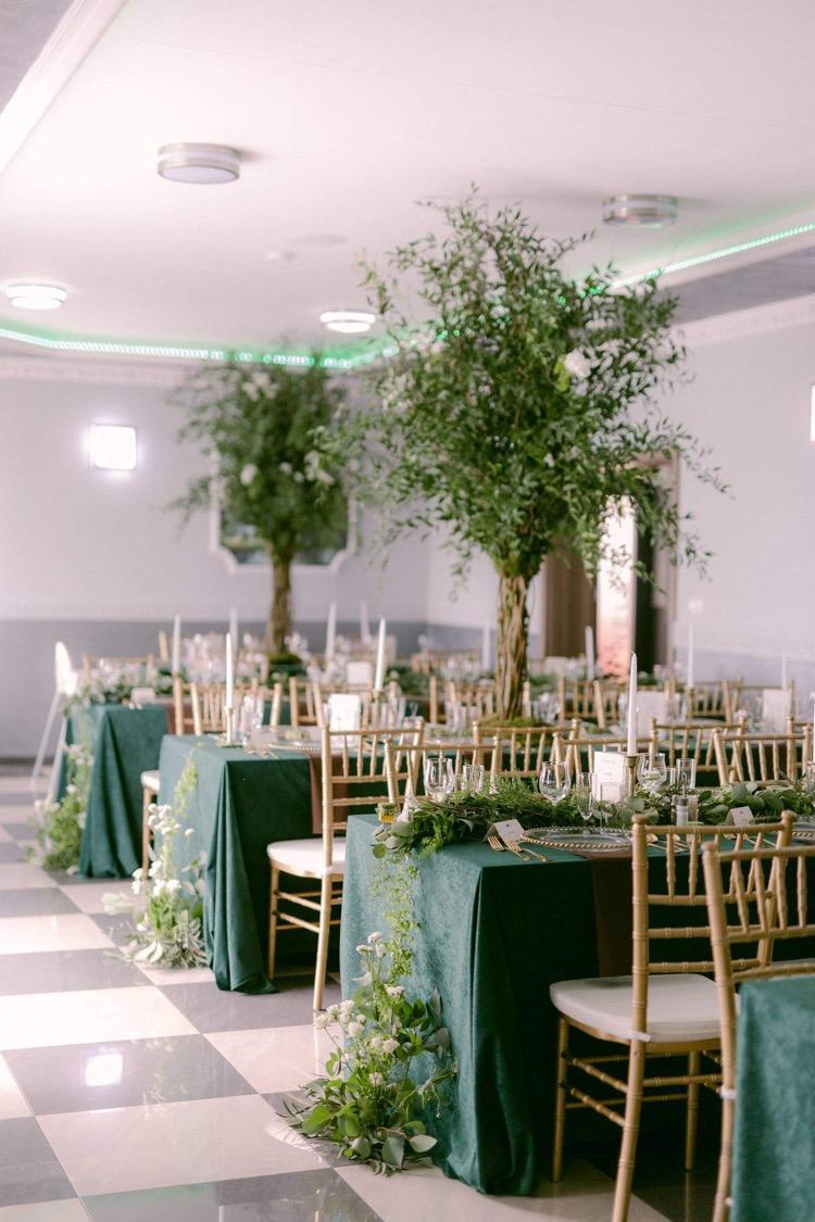 Lesná smaragdová zelená - Obrázok č. 3