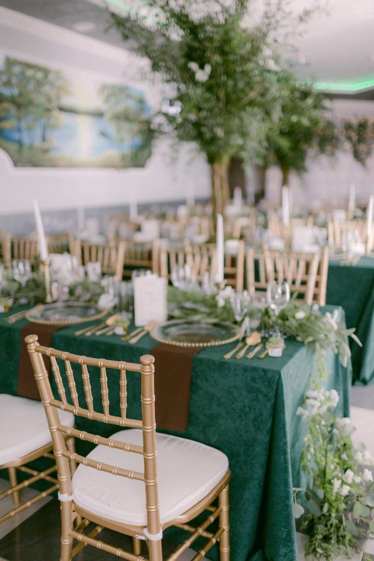 Lesná smaragdová zelená - Obrázok č. 4