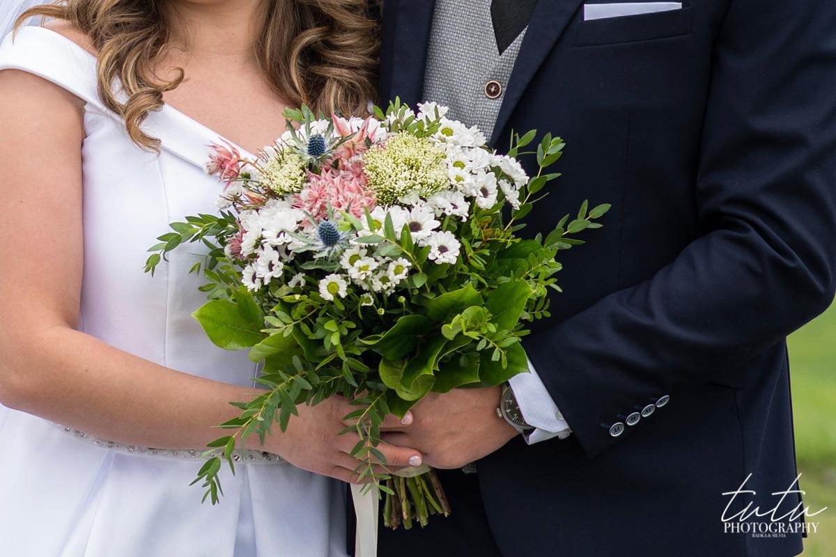 Svadobné kytice - Obrázok č. 4