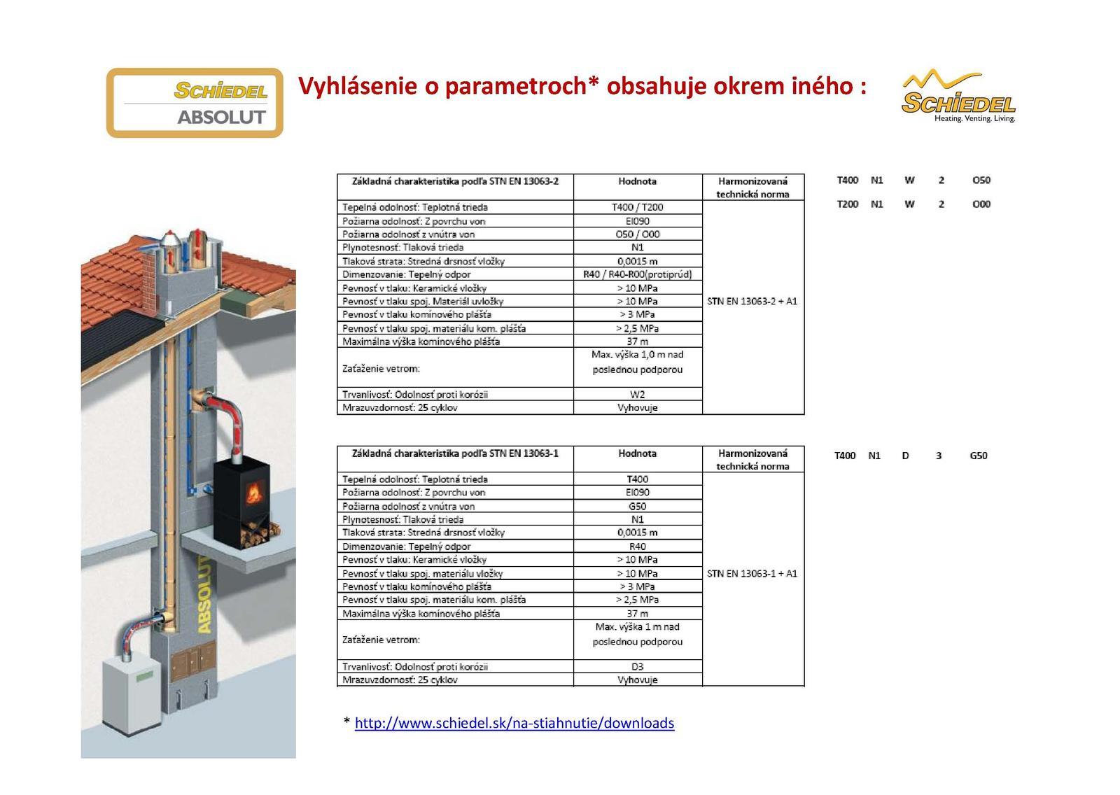 Ako napojiť kondenzačný kotol na komín ABSOLUT bez potreby vložkovania - Obrázok č. 2