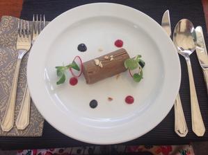 Degustácia svadobného menu.