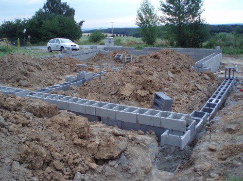 Tak stavíme!!! - ... výstavba ztraceného bednění