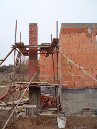 Tak stavíme II - Dozděný sloup na terase