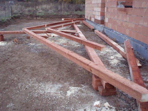 Tak stavíme II - Šablona na krov