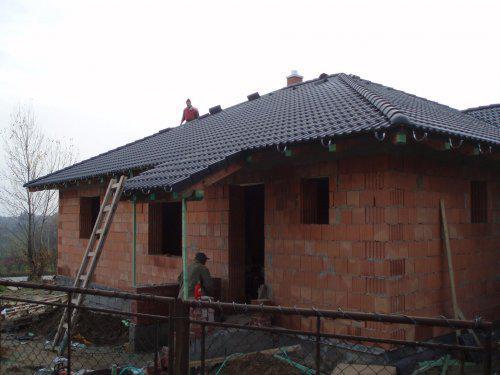 Tak stavíme II - Hlavní vchod