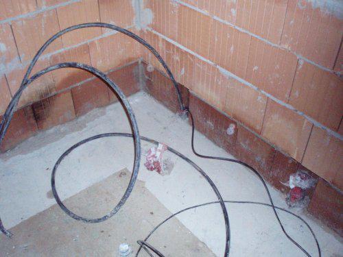 Tak stavíme II - Přívodní kabel 23.11.08
