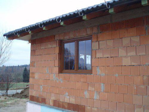 Tak stavíme II - Okno do kuchyně