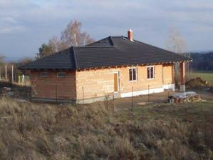 Celkový pohled na domeček