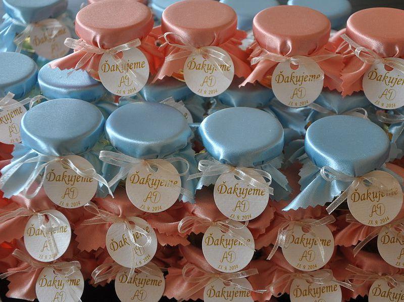 Čo už máme:) - darčeky pre svadobných hostí - medíky