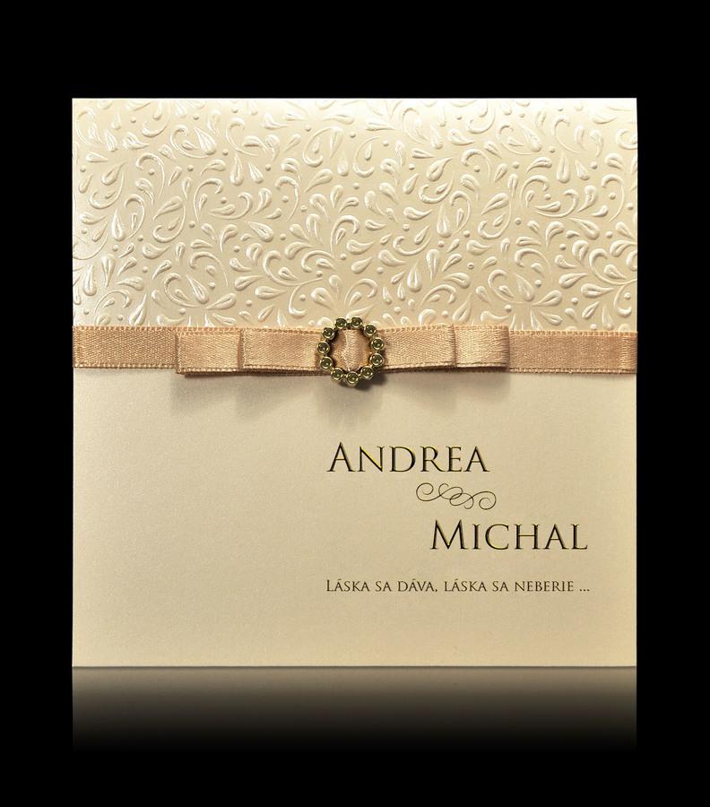 Čo už máme:) - konečne vybrané a objednané svadobné oznámenia zo štúdia Pamas :)