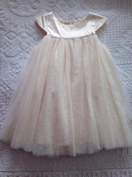Šaty PompDeLux Ivy - off white - Obrázok č. 1