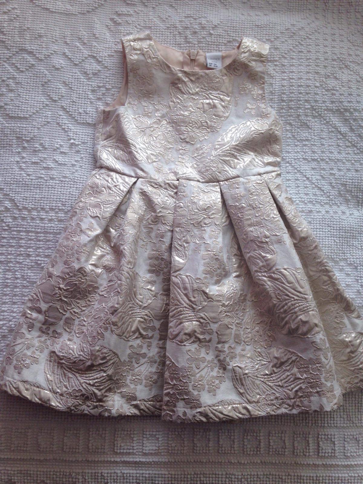Slávnostné šaty Lindex - Obrázok č. 2