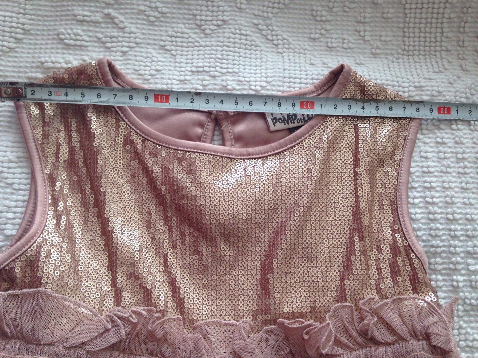Šaty PompDeLux Charleston - Obrázok č. 2