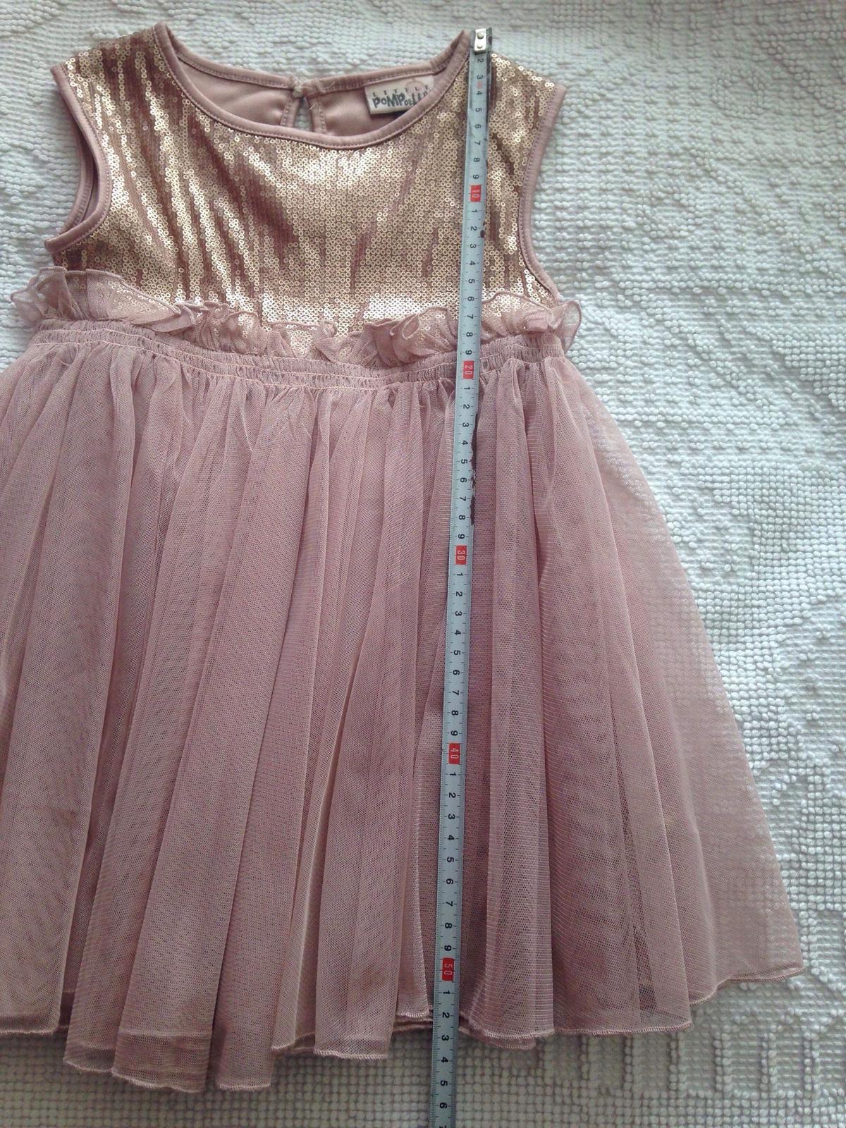 Šaty PompDeLux Charleston - Obrázok č. 4
