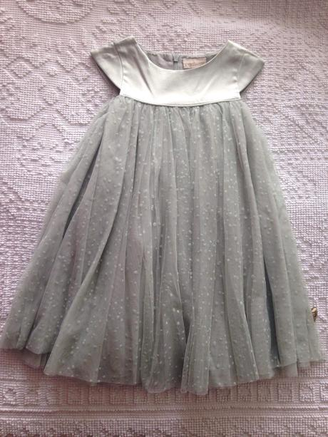 Šaty PompDeLux Ivy - mint - Obrázok č. 1