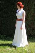 Svatební šaty v perfektním stavu, vel. 38, 38