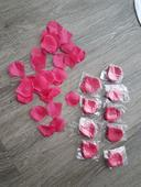 Plátky růží,