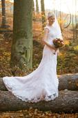 Svatební šaty 34-36, 35
