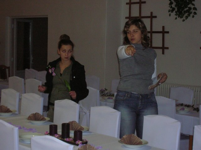 Alenka a jožko - sestra a švagrinka v akcii