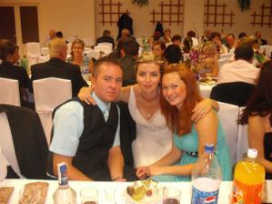 novomanželia Ferko a Ivka