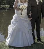 svatební saty , 38