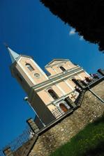 náš kostolík - Rímskokatolícky kostol sv. Kataríny v Drietome