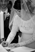 Krajkové svatební šaty zn. Papilio, 40